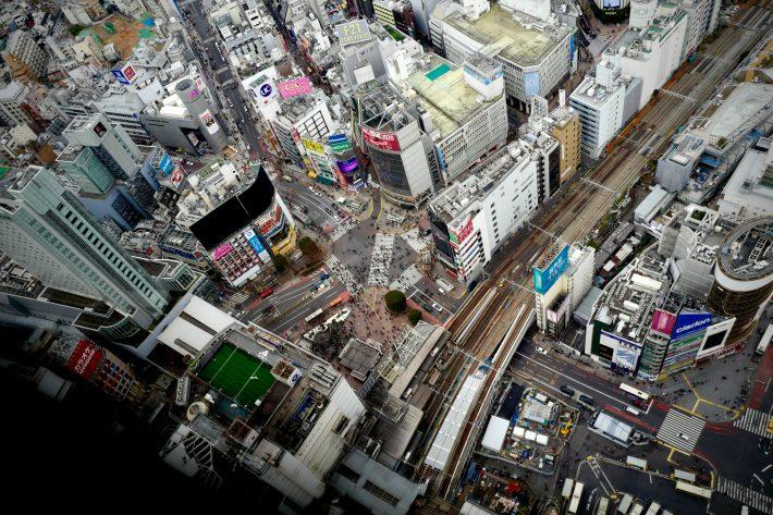 夏の渋谷で涼しい待ち合わせスポット7選